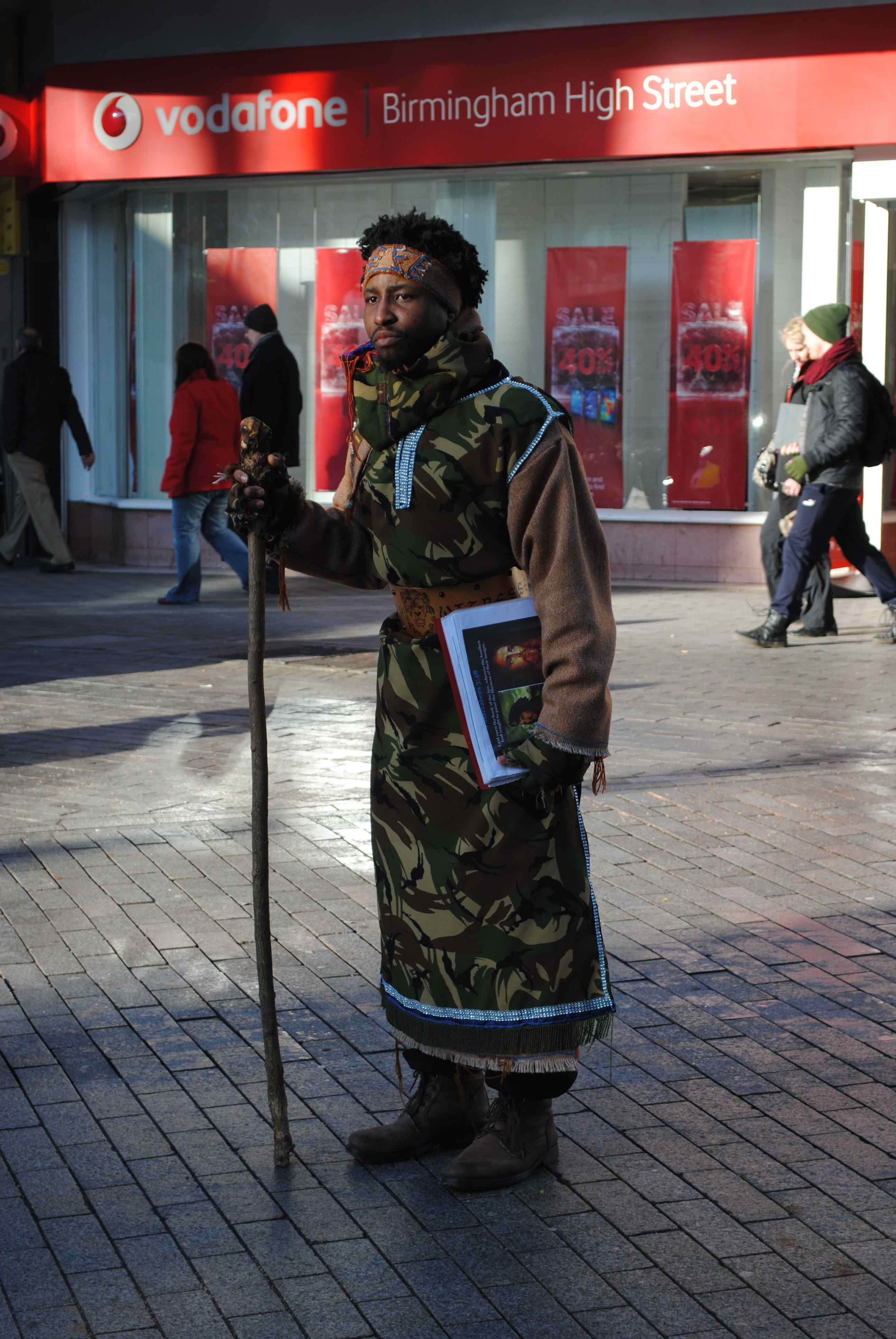 Birmingham prophet