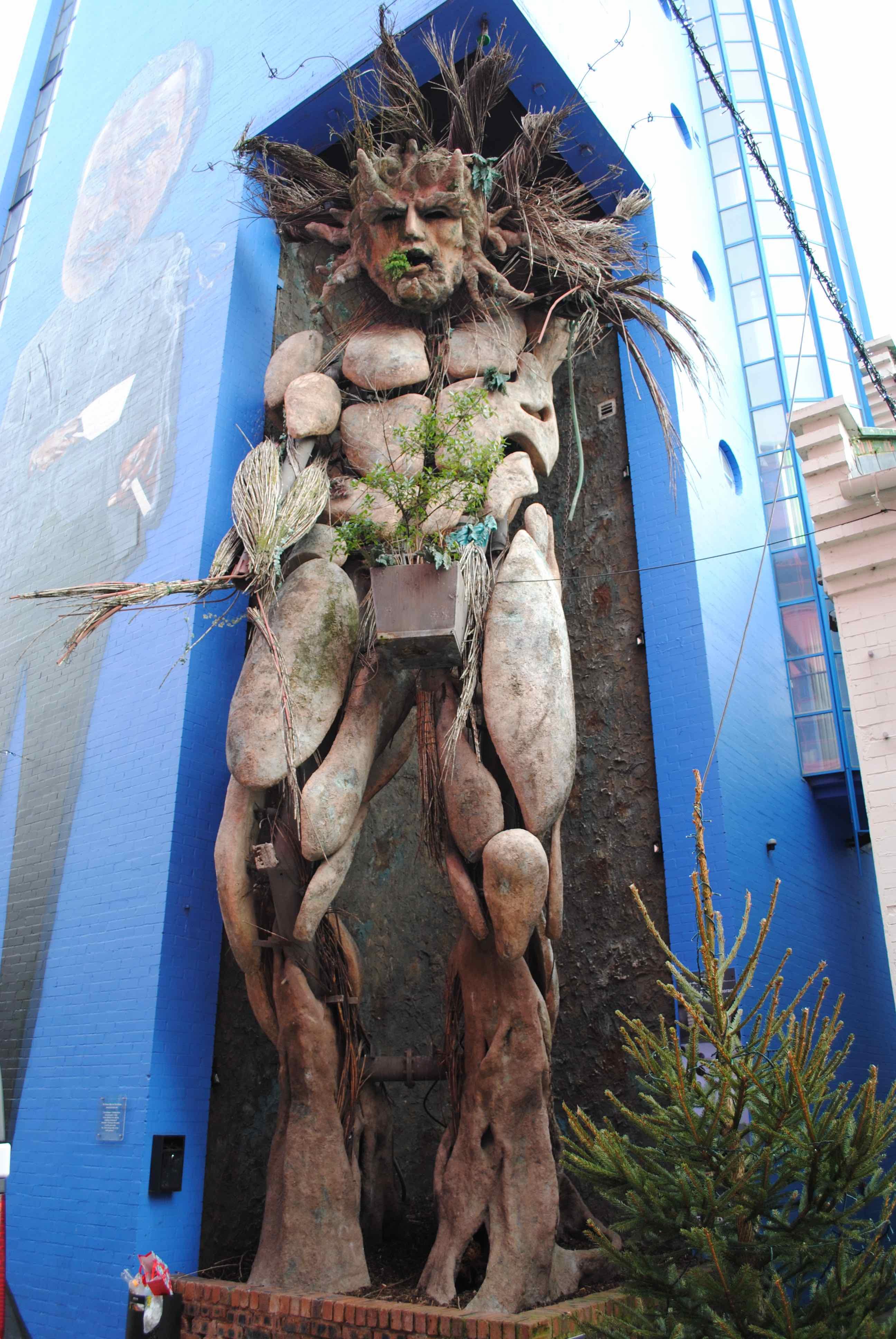 Green Man Digbeth