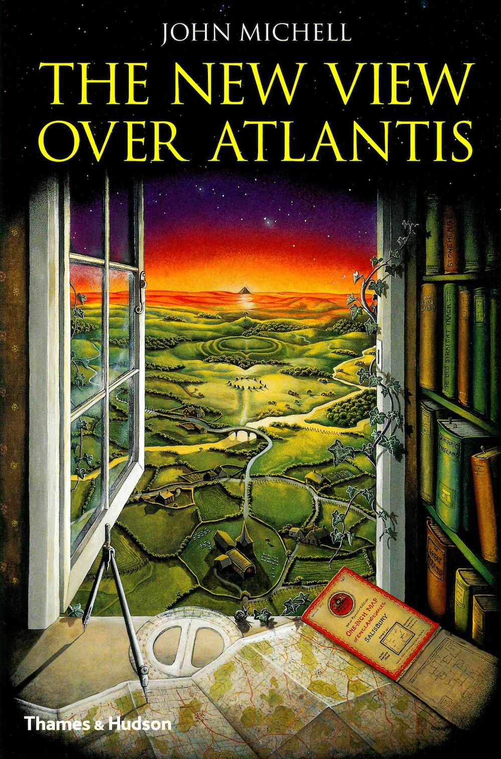 John Michell book cover